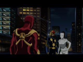 Совершенный Человек-Паук - сезон 1 серия 5 - Полёт Железного Паука